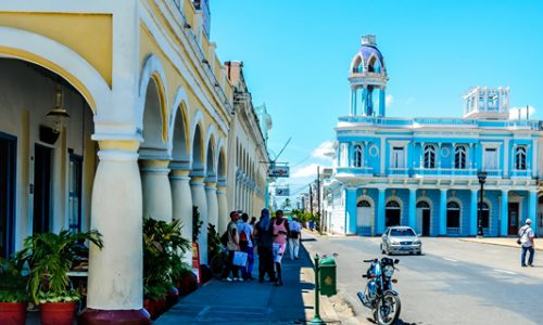 Cienfuegos City Culture