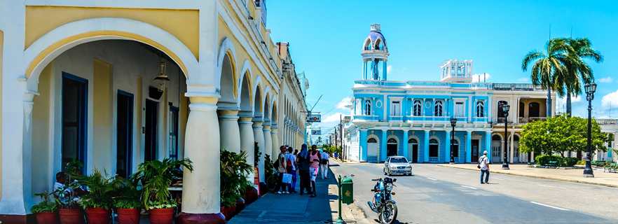 Cienfuegos Center