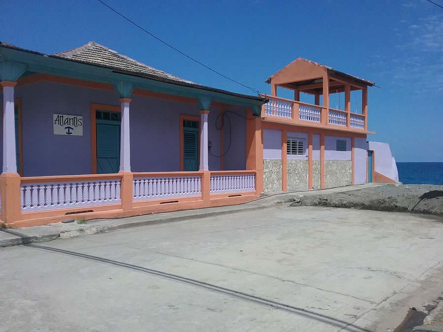 Casa Atlantis in Baracoa. Sponsored by YouHostal Tourism Agency